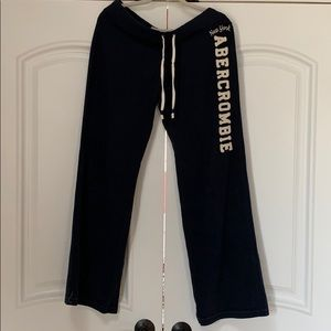 Abercrombie and Fitch ladies sweatpants size L